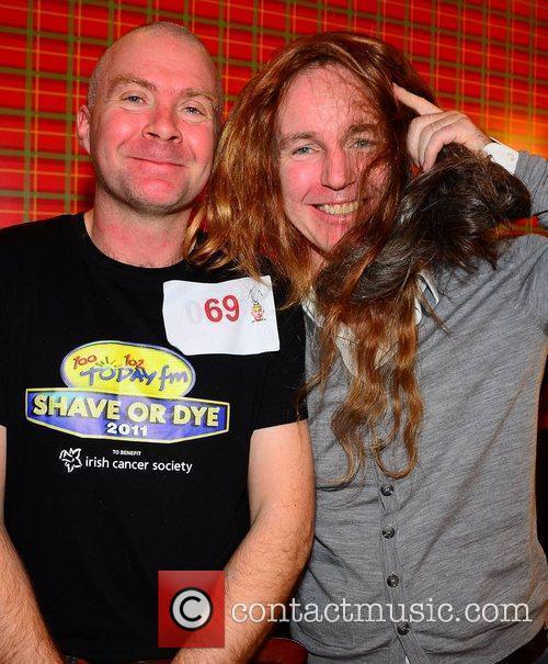 David Ray and Ray D'Arcy Today FM radio...