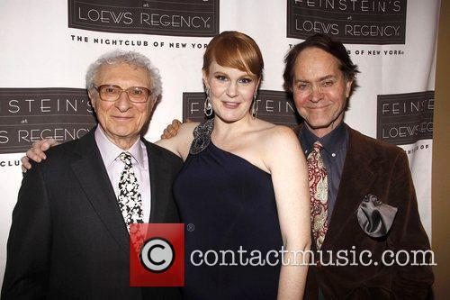 Sheldon Harnick, Kate Baldwin and Steve Ross Opening...