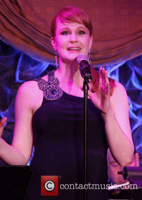 Kate Baldwin Opening night of Kate Baldwin 'She...