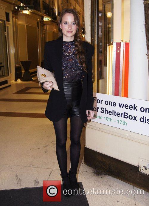 ShelterBox pop-up shop launch on Regent Street