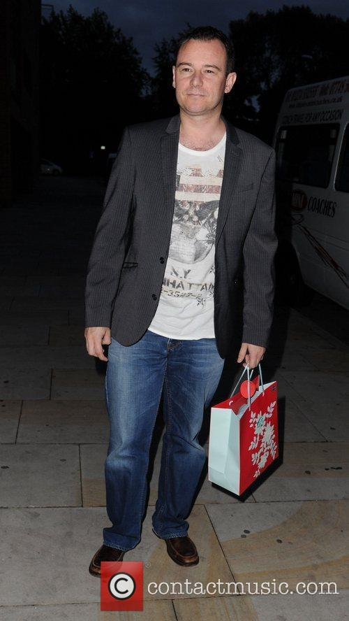 Arrives for Jack P. Shepherd and Lauren Shippey's...