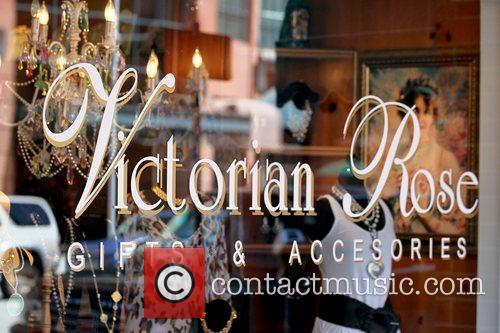 Victorian Rose boutique in Beverly Hills.