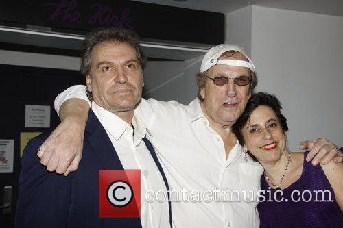 Antony Marsellis, Danny Aiello and Susan Charlotte...