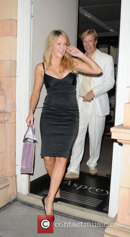 Heather Locklear The 3rd Annual Shooting Stars Benefit...