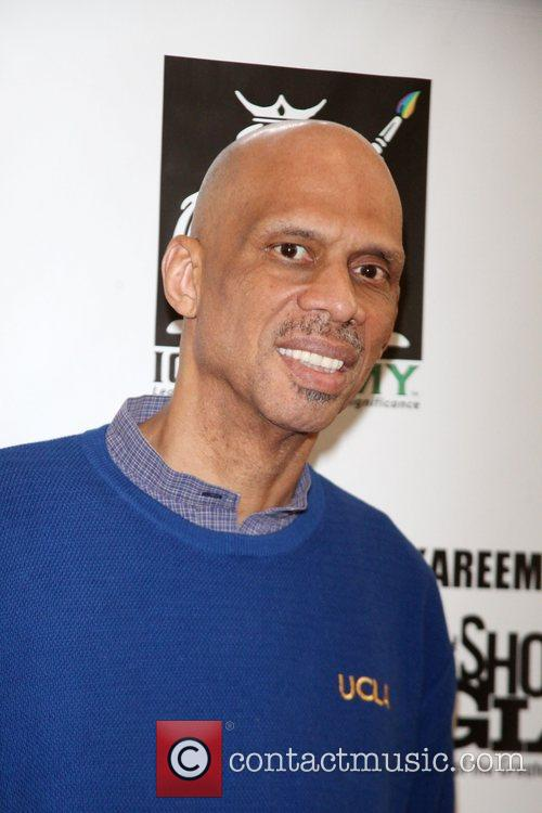 Kareem Abdul-Jabbar presents on the Shoulders of Giants...