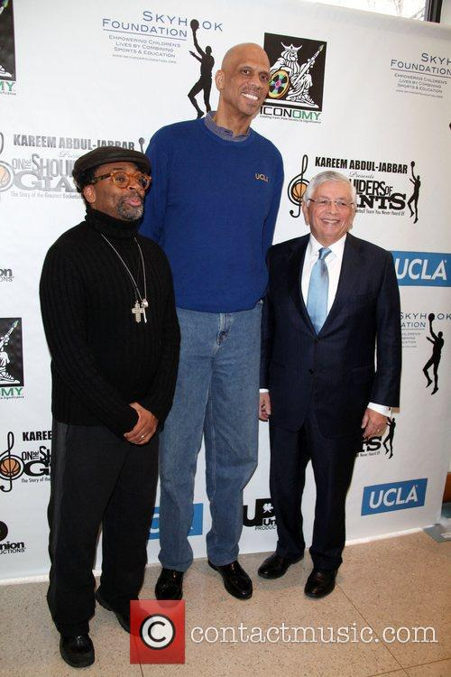 Spike Lee and Kareem Abdul-jabbar 3