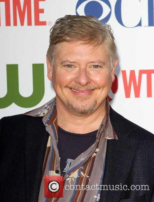Dave Foley CBS,The CW And Showtime TCA Party...
