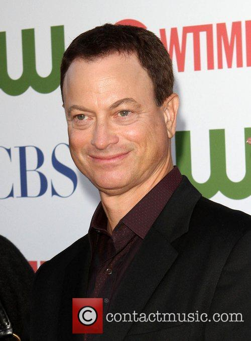 Gary Sinise CBS,The CW And Showtime TCA Party...