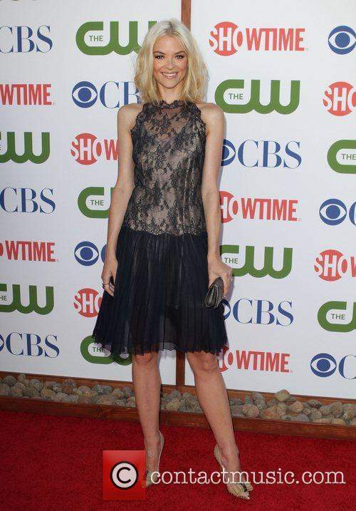 Jaime King CBS,The CW And Showtime TCA Party...