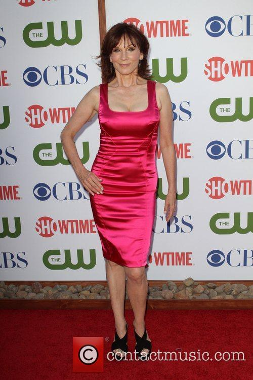 Marilu Henner CBS,The CW And Showtime TCA Party...