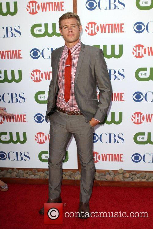 Trevor Donovan CBS,The CW And Showtime TCA Party...