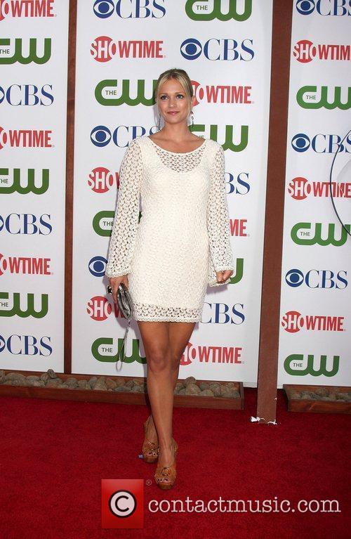 A. J. Cook CBS,The CW And Showtime TCA...