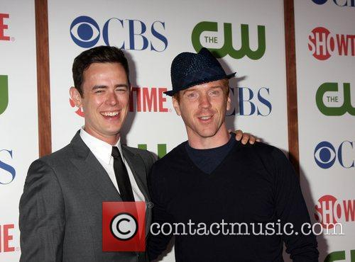 Colin Hanks and Damian Lewis 3