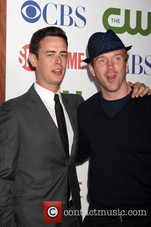 Colin Hanks and Damian Lewis 1
