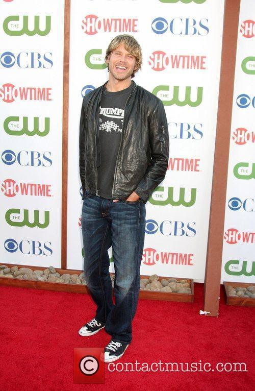 Eric Christian Olsen CBS,The CW And Showtime TCA...