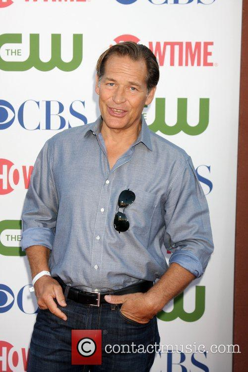 James Remar CBS,The CW And Showtime TCA Party...