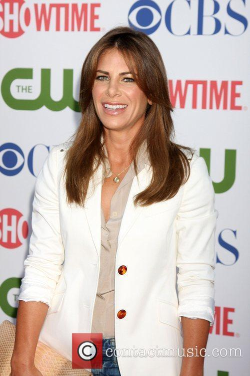 Jillian Michaels CBS,The CW And Showtime TCA Party...