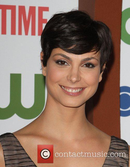 Morena Baccarin CBS,The CW And Showtime TCA Party...