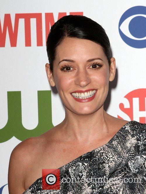 Paget Brewster showtime