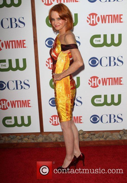 Swoosie Kurtz CBS,The CW And Showtime TCA Party...