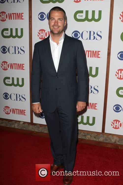 Chris O'Donnell      CBS,The...
