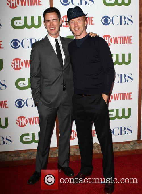 Colin Hanks and Damian Lewis 7
