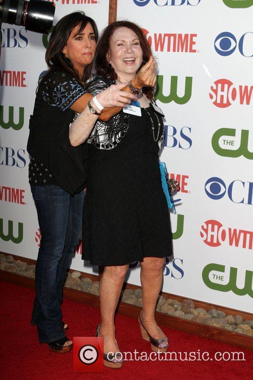Pamela Adlon and Rouhi...