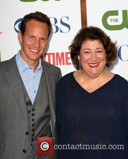 Patrick Wilson and Margo Martindale 2