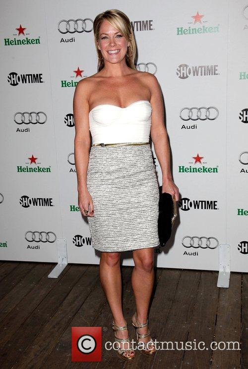 Andrea Anders Showtime Emmy Nominee Reception at Skybar...