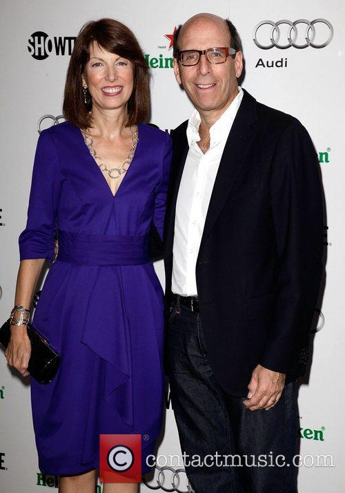 Chairman & CEO Matt Blank and wife Showtime...