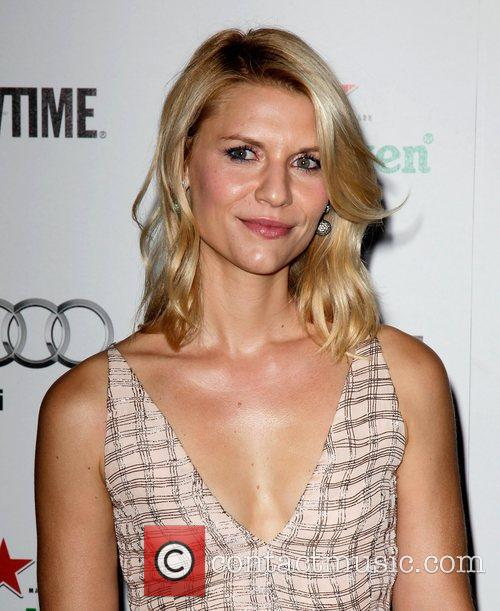 Claire Danes Showtime Emmy Nominee Reception at Skybar...