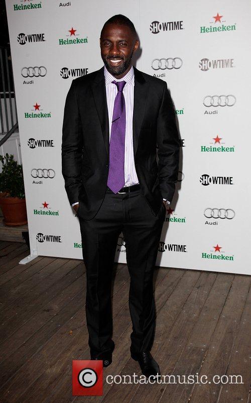 Idris Elba Showtime Emmy Nominee Reception at Skybar...