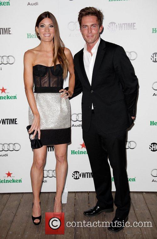 Jennifer Carpenter and Desmond Harrington 8