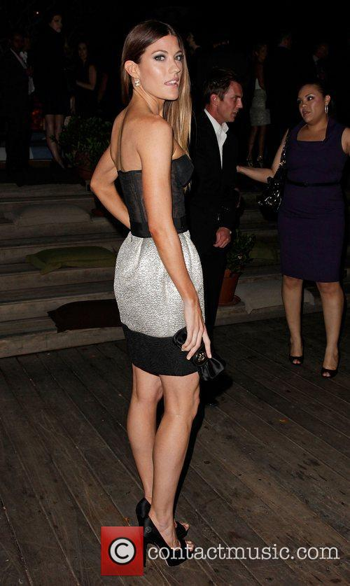 Jennifer Carpenter Showtime Emmy Nominee Reception at Skybar...