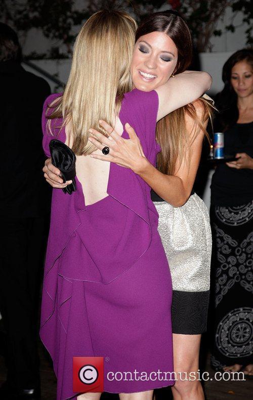 Laura Linney and Jennifer Carpenter 3