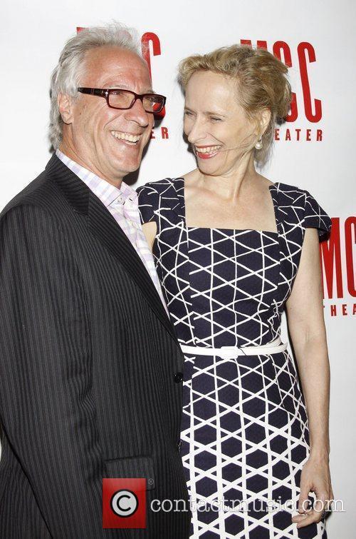 Robert Lupone and Laila Robins 6