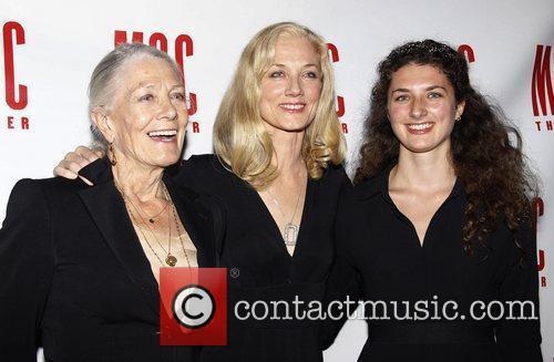 Vanessa Redgrave, Joely Richardson and Daisy Carmen Bevan...
