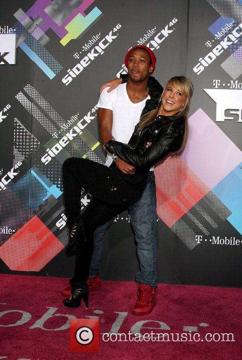 Chelsie Hightower and Romeo Miller 1