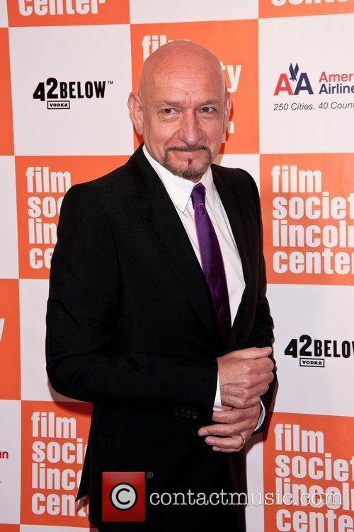 Sir Ben Kingsley Lincoln Center Film Society's 2011...