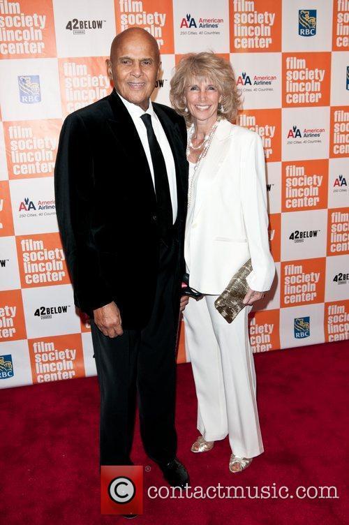 Harry Belafonte and Pamela Belafonte Lincoln Center Film...
