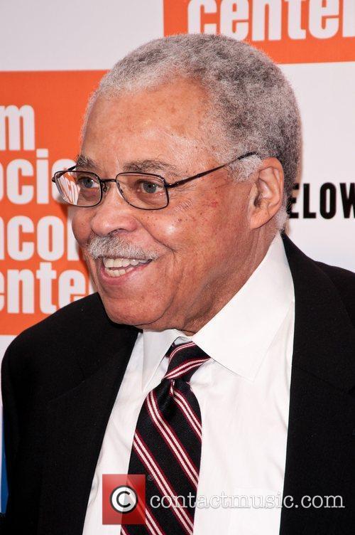 James Earl Jones Lincoln Center Film Society's 2011...