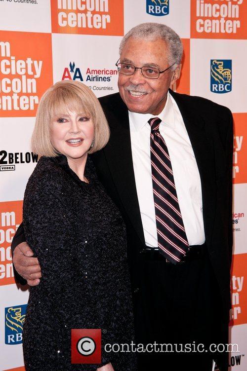 Cecilia Hart and James Earl Jones Lincoln Center...