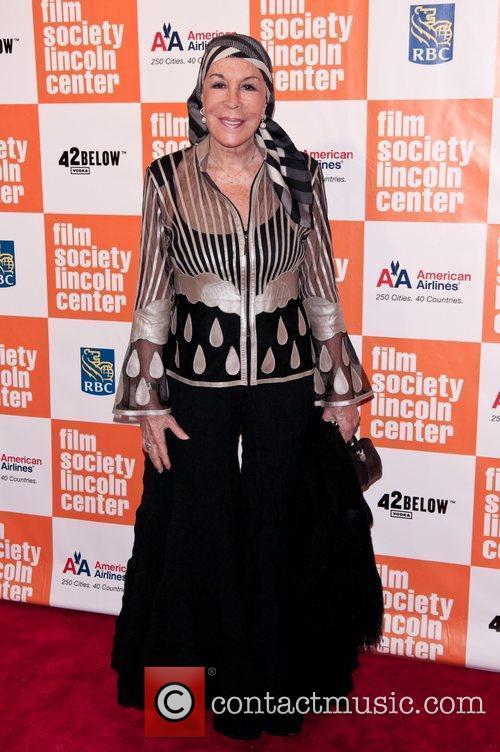 Julie Belafonte Lincoln Center Film Society's 2011 Chaplin...