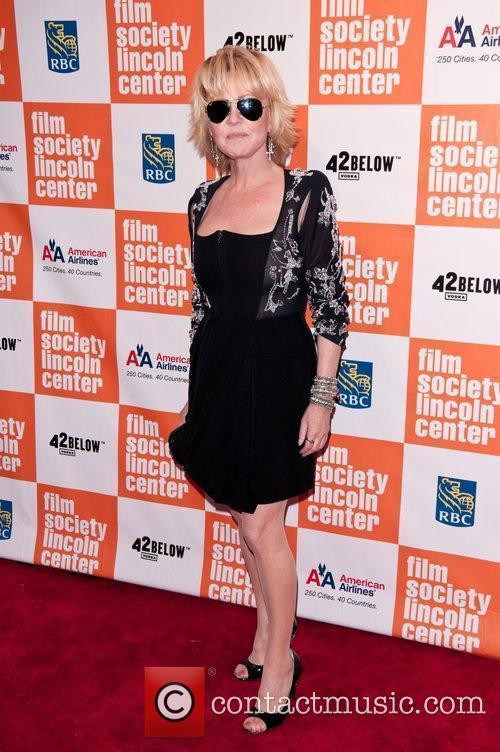 Lulu Lincoln Center Film Society's 2011 Chaplin Award...