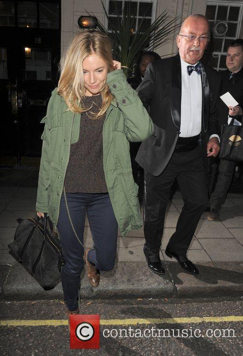 Sienna Miller and Terence Rattigan 4