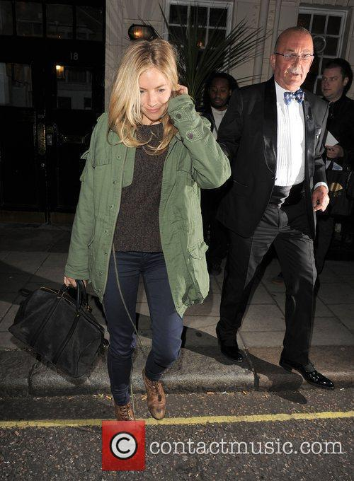 Sienna Miller and Terence Rattigan 7