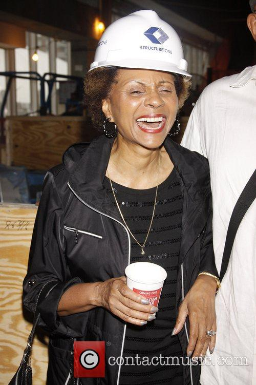 Leslie Uggams Press conference announcing Signature Theatre Company's...