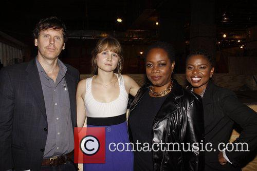 Will Eno, Annie Baker, Regina Taylor, and Katori...