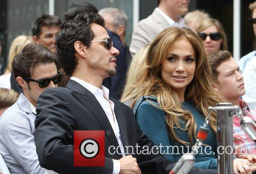 Marc Anthony and Jennifer Lopez 1