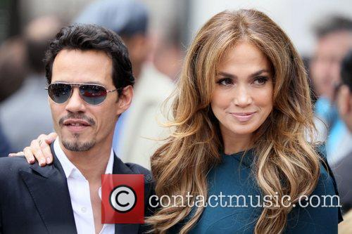 Marc Anthony and Jennifer Lopez 9